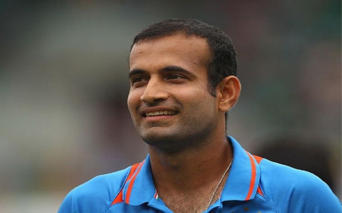 Cricket Image for Irfan Pathan Shuts Down A Fan On Twitter