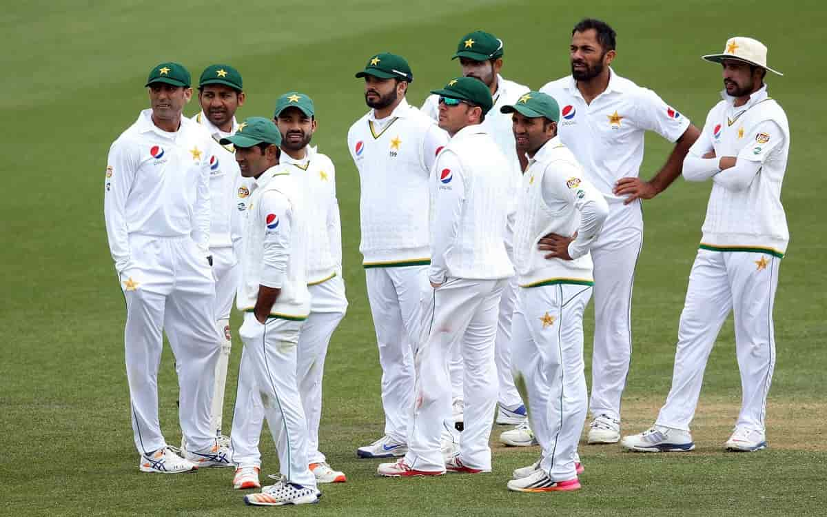 The series between Pakistan and Zimbabwe will be played without spectators in april