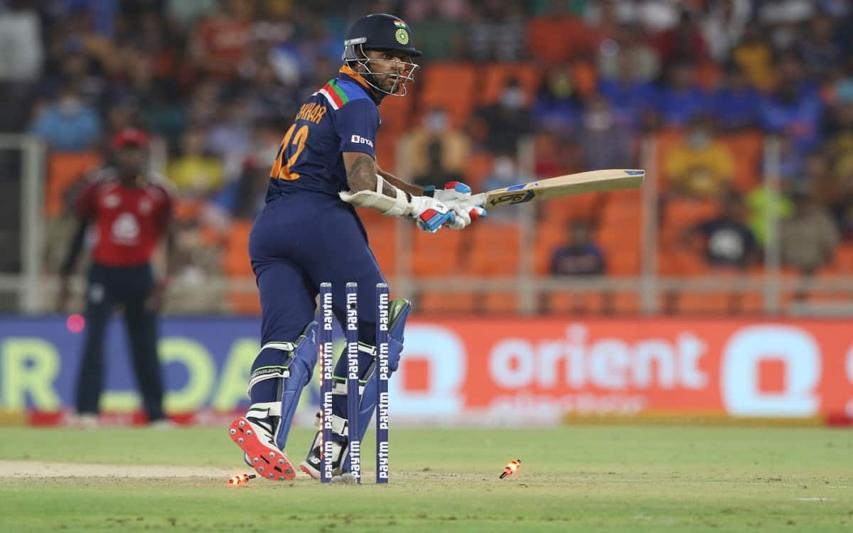 Cricket Image for IND vs ENG: Pressure Builds On Shikhar Dhawan To Retain His Spot In India's T-20 S