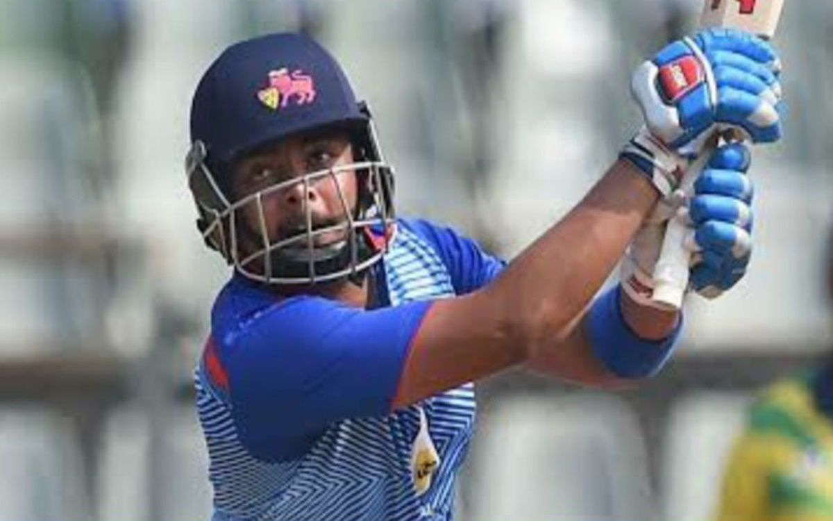 Cricket Image for Prithvi Shaw Red Hot Form In Vijay Hazare Trophy 2021 Might Be Consider For Ind Vs