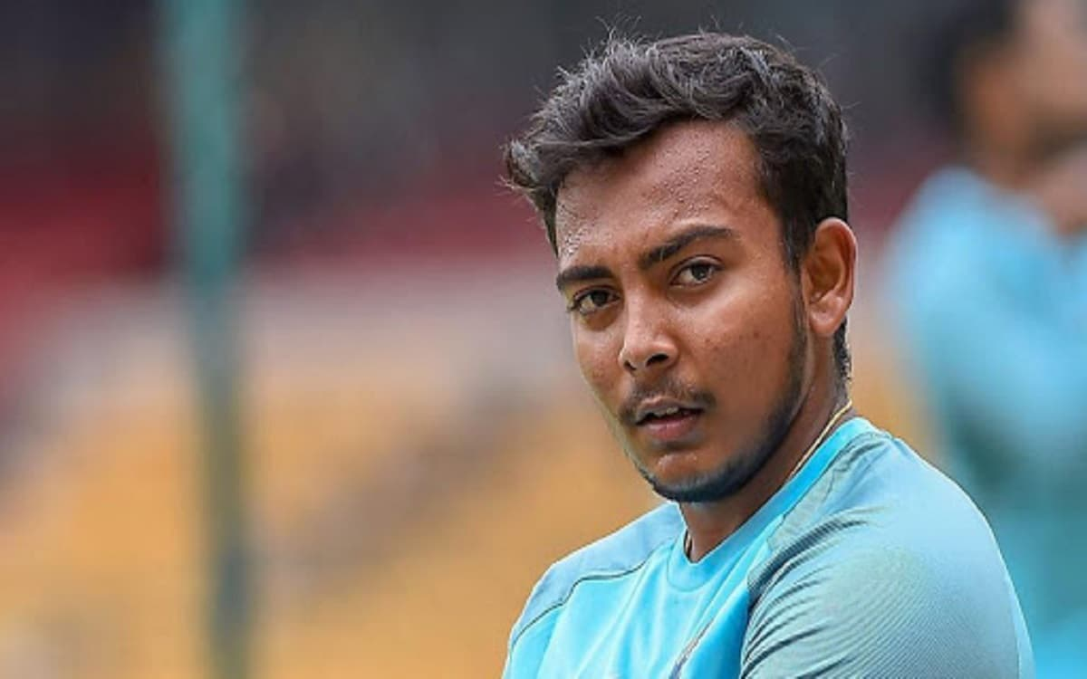Cricket Image for Prithvi Shaws Heartening Statement After Victory In Vijay Hazare Trophy