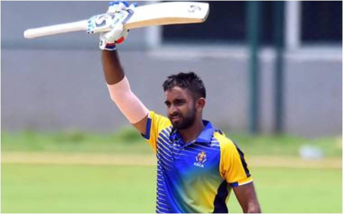 Cricket Image for कौन है ये 'आर समर्थ' जिसने उड़ाई केरल के गेंदबाज़ों की धज्जियां, क्वार्टरफाइनल मुक