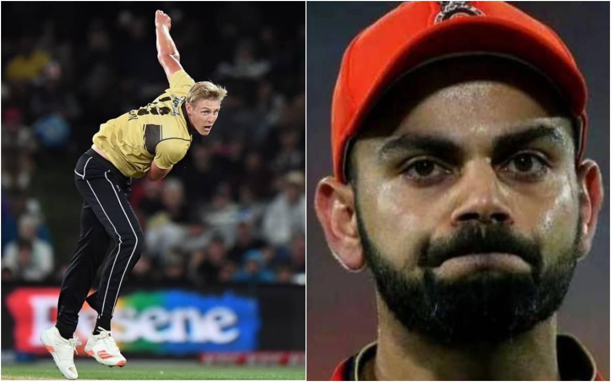 Cricket Image for क्या डूब गए RCB के 15 करोड़ ? टी-20 फॉर्मैट में ऑस्ट्रेलियाई बल्लेबाज़ों ने जैमीसन