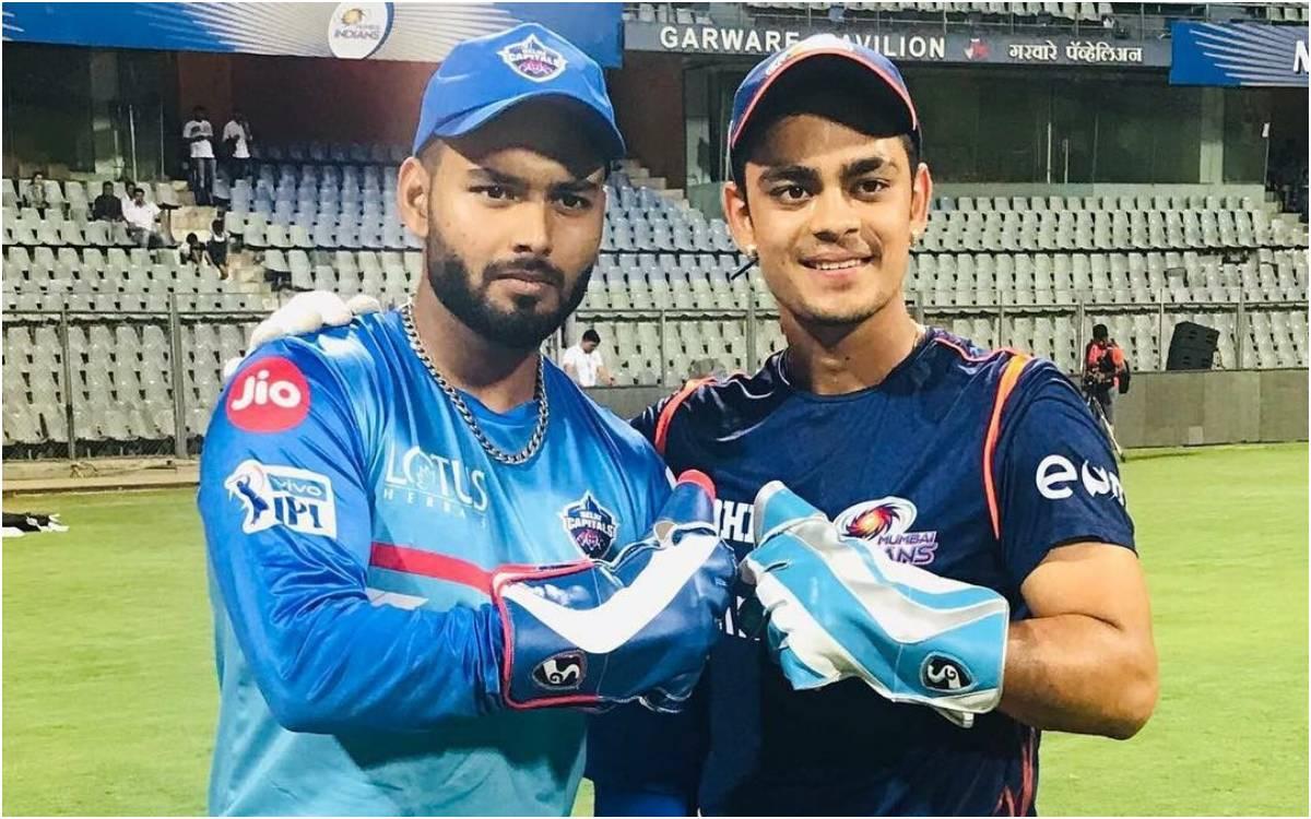 Cricket Image for U-19 के जिगरी दोस्त अब बन चुके हैं दुश्मन, पंत का खराब फॉर्म ही खोलेगा किशन के लिए