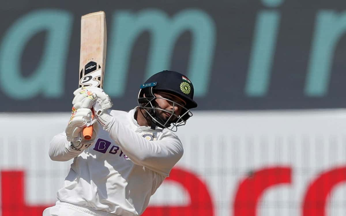 Rishabh Pant made a record by scoring a century against england after adam Gilchrist