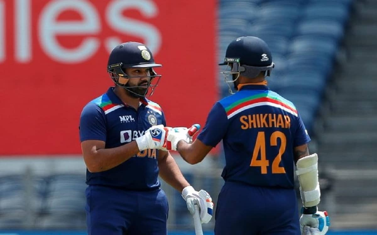 Cricket Image for Rohit And Dhawan Achieved Big Record In Odi Cricket As Partners