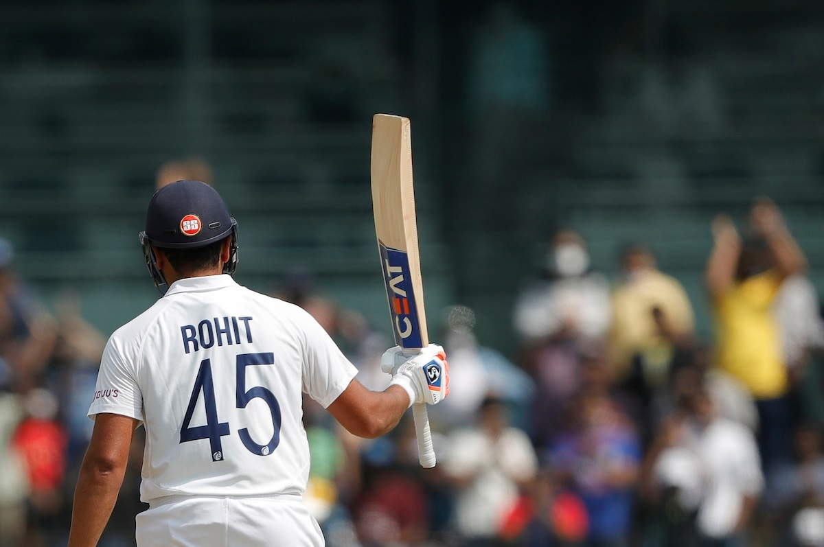 Cricket Image for Record Alert: Rohit Becomes Quickest Asian Opener To Score 1000 Test Runs