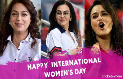 Cricket Image for Happy Women's Day - A Salute To Women Entrepreneurs In Cricket