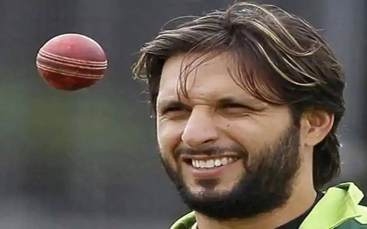 Cricket Image for Shahid Afridi Gave A Shocking Statement On Amidst T20 Series Discussions Between I