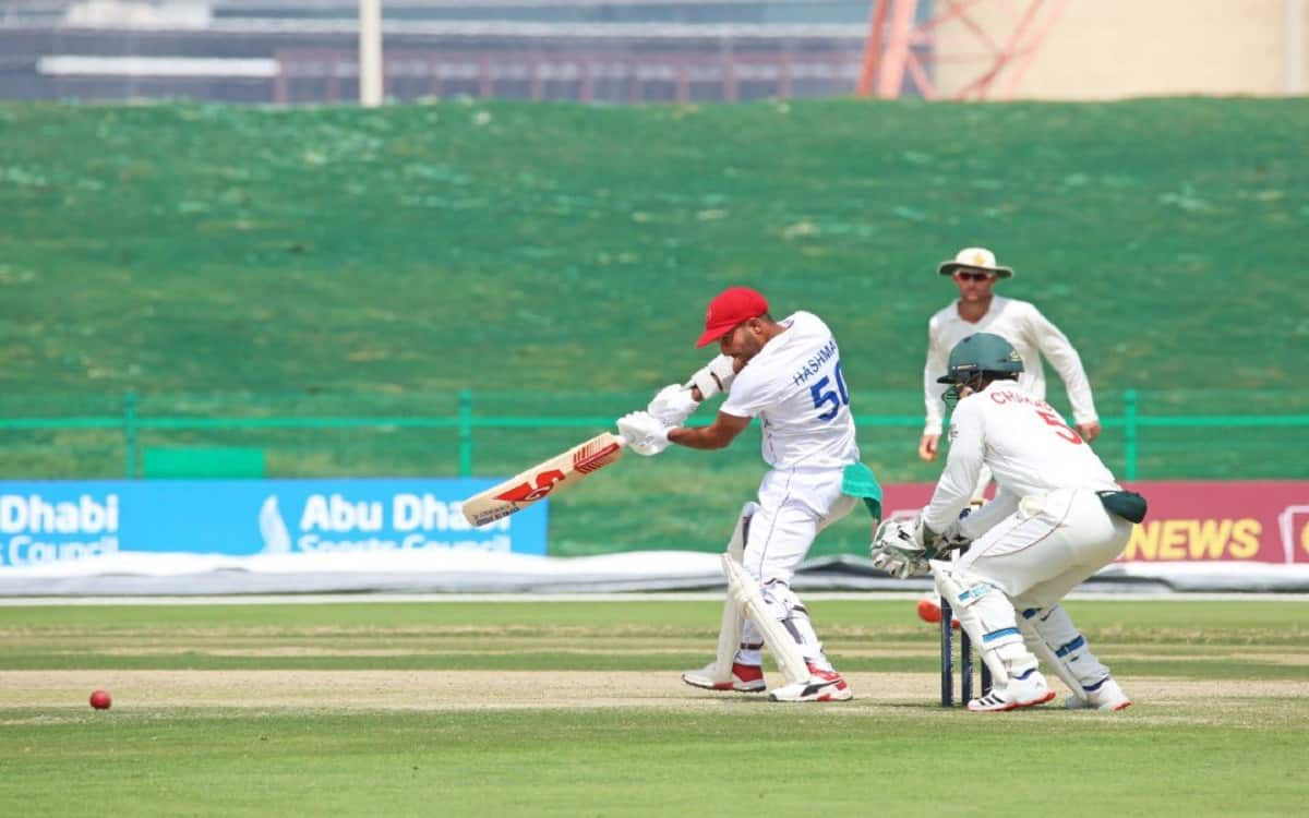 Cricket Image for Shahidi Who Scored A Double Century Took Cricket Seriously From The Age Of  Nine