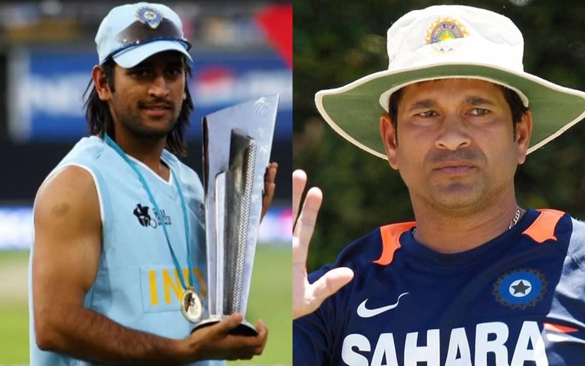 Cricket Image for शऱद पवार ने किया धोनी को लेकर बड़ा खुलासा, कहा- 'सचिन की सलाह के बाद माही को दी गई