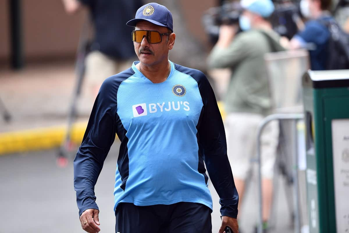 Cricket Image for Shastri Praises The 'Fearlessness' Of New India In Test Cricket
