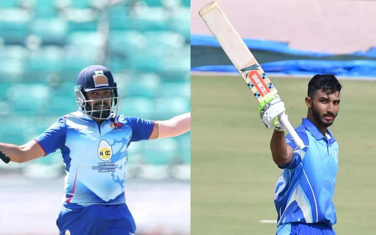 Cricket Image for Battle Of The Youngsters: Shaw Against Padikkal In Vijay Hazare Trophy 2021 Semi-F