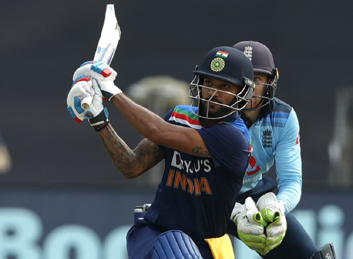 Cricket Image for 1st ODI: Shikhar Dhawan Reveals How He Planned His Match-Winning Innings Against E
