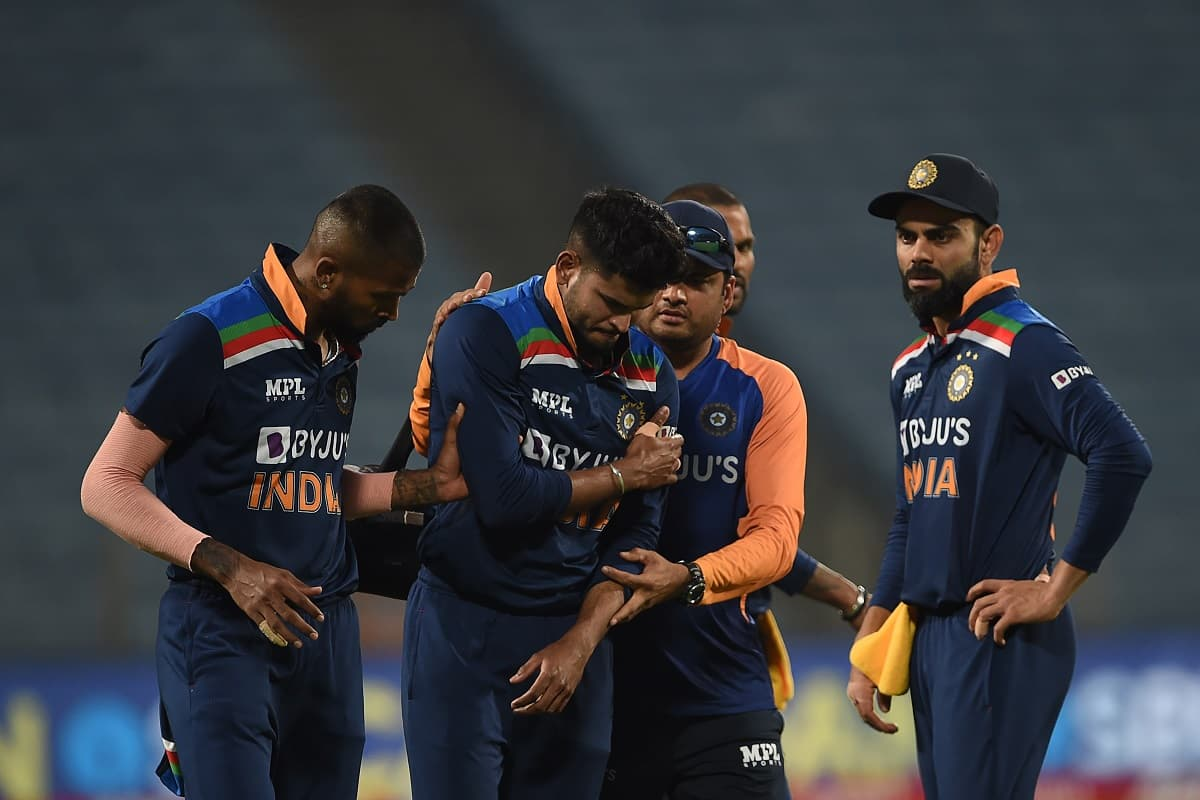 Cricket Image for 'I Shall Be Back Soon': Shreyas Iyer After Being Ruled Out ODI Series
