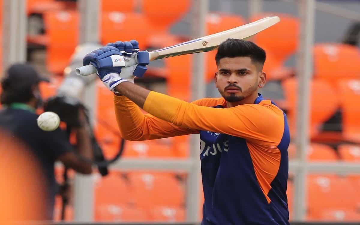 Cricket Image for IND vs ENG: चोट के कारण बायो बबल से दूर होंगे श्रेयस अय्यर, खिलाड़ी ने ट्विटर पर फ