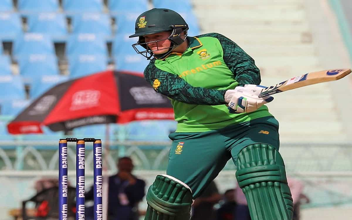 Cricket Image for South Africa Beat Indian Womens Team By 6 Runs Under Duckworth Louis Rule