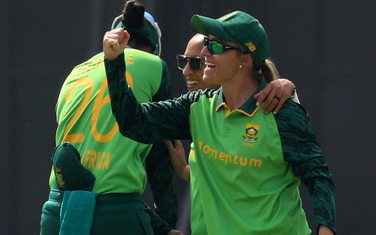Cricket Image for South Africa Beat Indian Womens Team By 7 Wickets