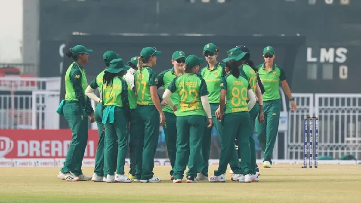 Cricket Image for 5th ODI: South Africa Recovers From Early Jolts To Complete 5 Wicket Win Over Indi