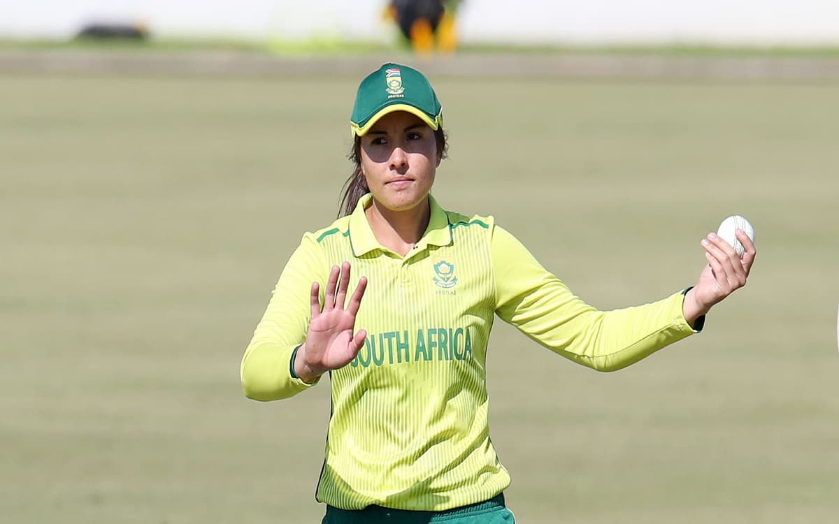 Cricket Image for South African Women Captain Sune Luuss Statement About The Series Against India