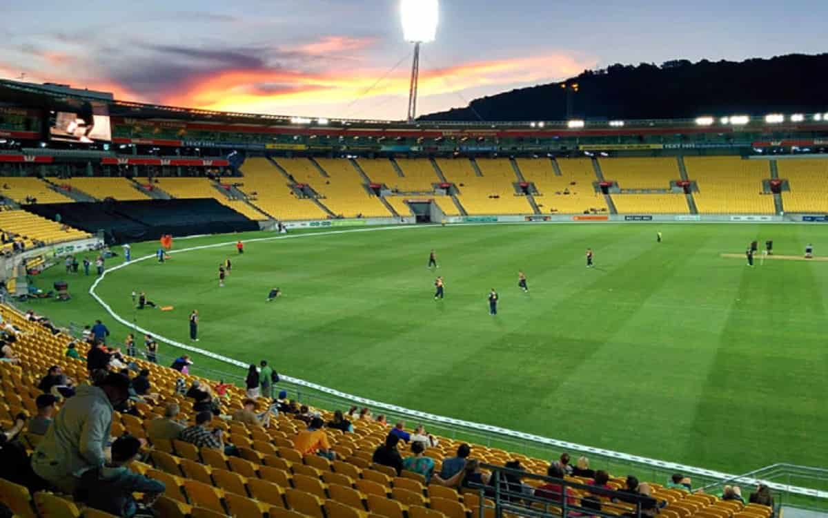 Cricket Image for Spectators Allowed To Attend NZ Men's & Women's T20I Double Header