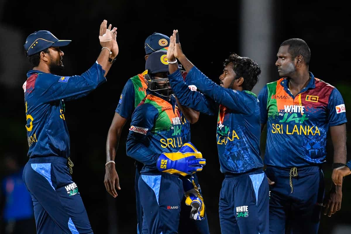Cricket Image for Spinners Lead Sri Lanka To Series-Levelling Win Over West Indies