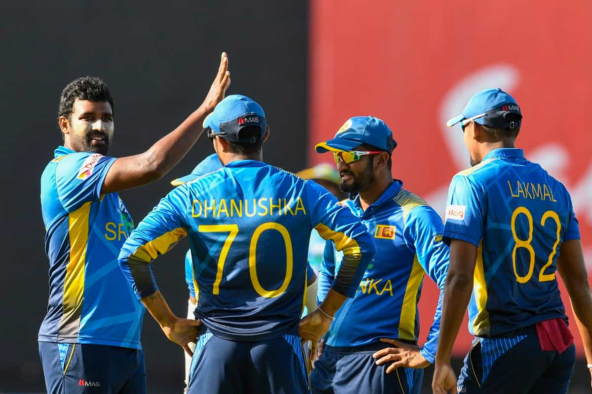 Cricket Image for Sri Lanka Fined For Slow Over-Rate In 3rd ODI Against West Indies