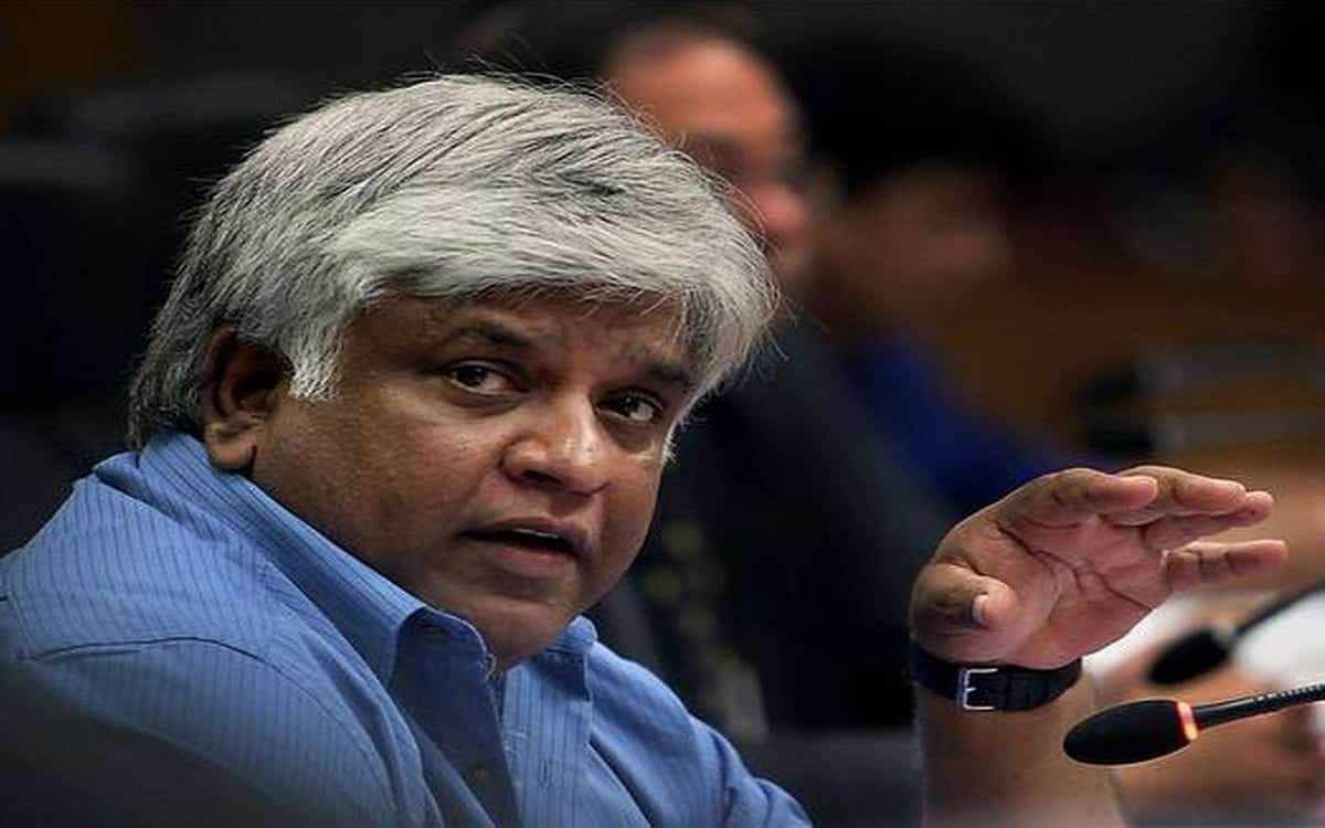 Cricket Image for Sri Lanka Ignoring Local Talent For 'Garbage' Foreign Coaches: Arjuna Ranatunga