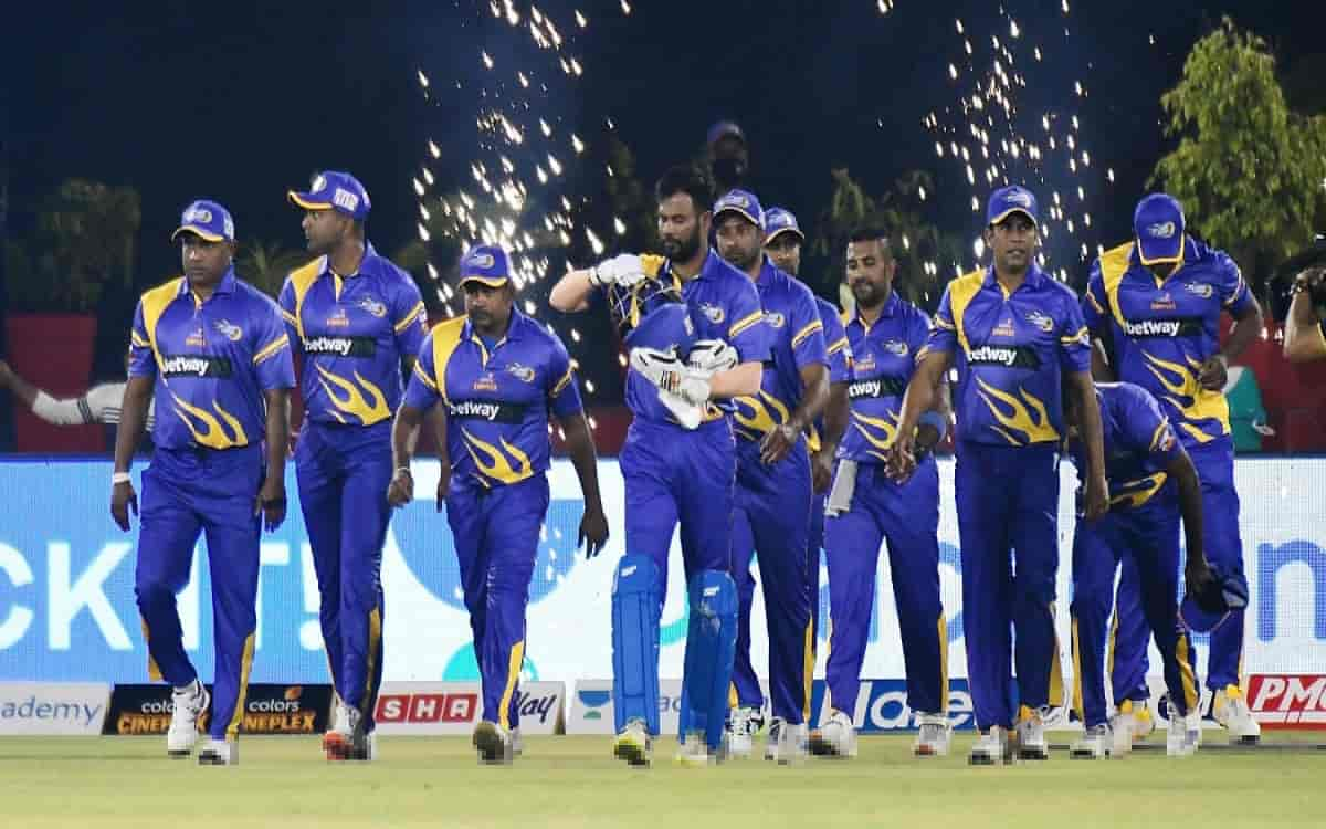 Cricket Image for Sri Lanka Beat South Africa Legends By 8 Wickets In Semifinal Of Road Safety World