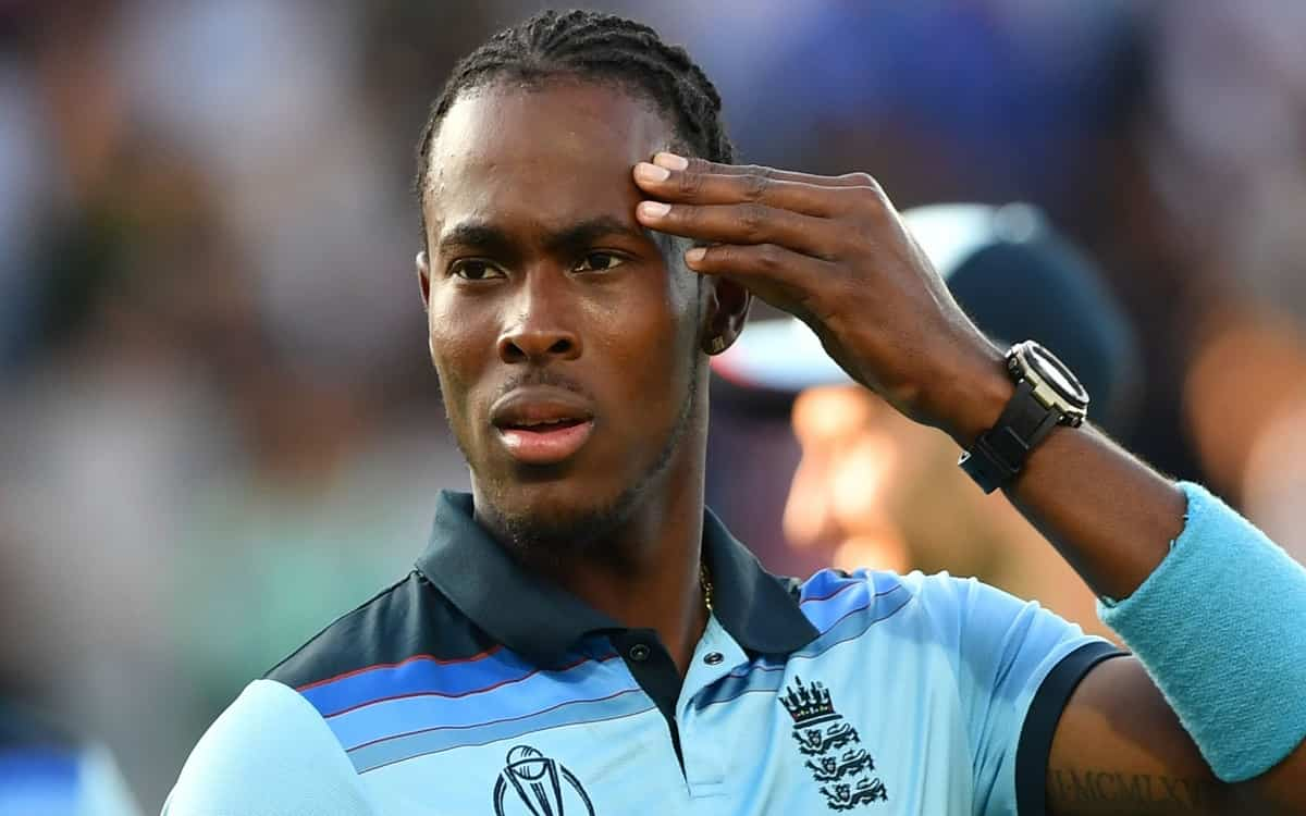 Suspense over Archer's play against India end, ECB Said Player is not part of england ODI Squad