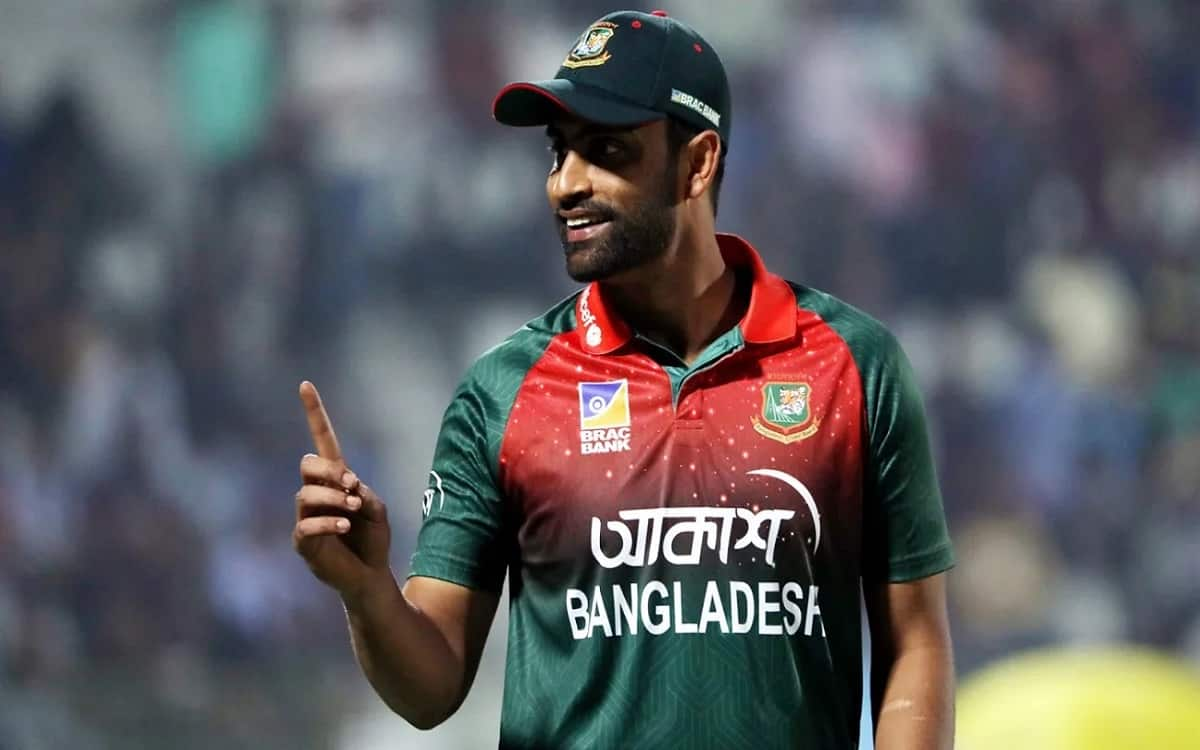 Tamim Iqbal will not playing in T20 series against New Zealand due to personal Reasons