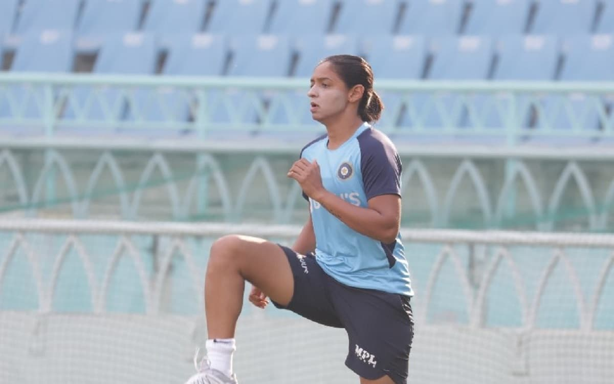 Cricket Image for IND Vs SA, We Need To Re-Create Rhythm Lost During Break: Harmanpreet Kaur