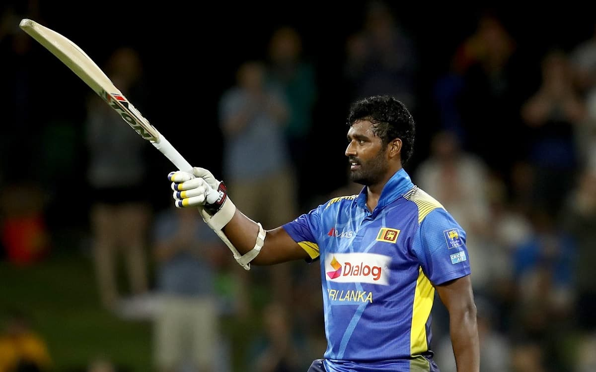 Cricket Image for Thisara Perera Became The First Sri Lankan Batsman To Hit 6 Sixes In An Over
