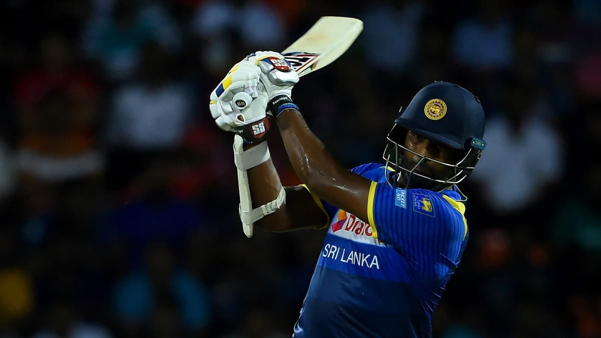 Cricket Image for Thisara Perera Hits Six Sixes In An Over In Domestic Sri Lankan Tournament