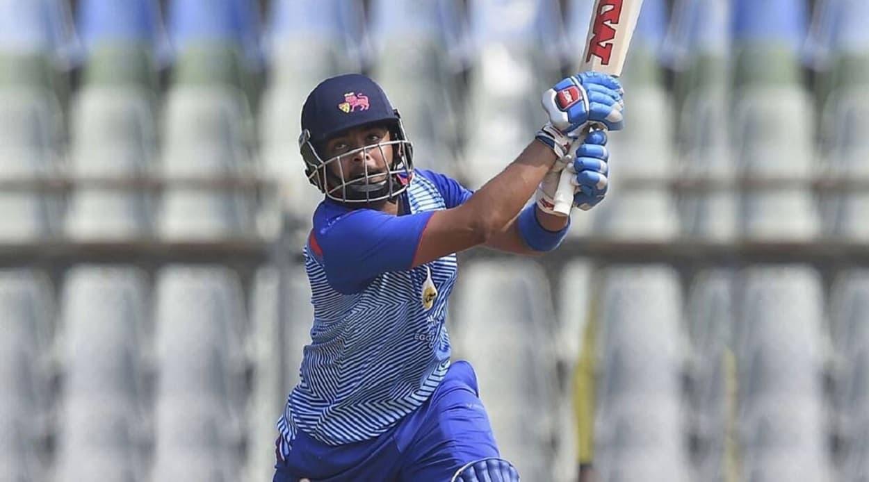 Cricket Image for Uttar Pradesh Awaits Prithvi Shaw's Storm In Vijay Hazare Trophy Final