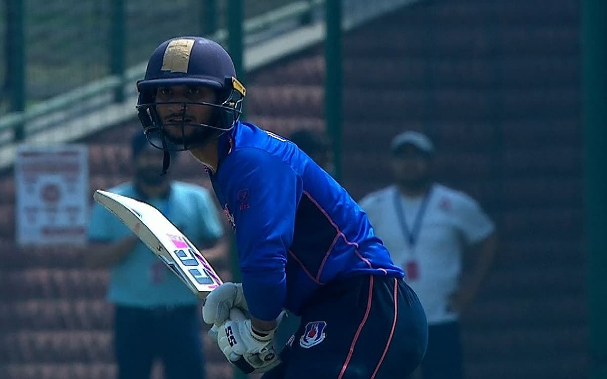 Cricket Image for Uttar Pradesh Beat Delhi By 42 Runs To Advance To Semi Finals At Vijay Hazare Trop