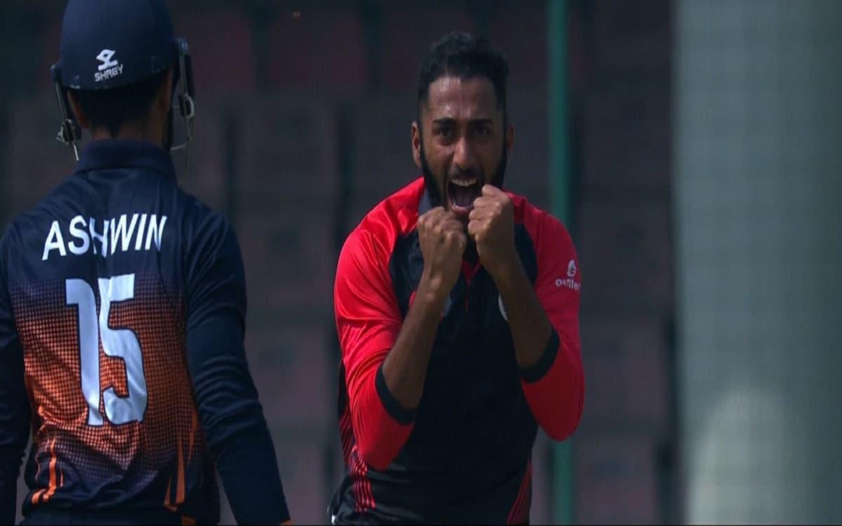 Cricket Image for Vijay Hazare Trophy 2021: Karnataka, Gujarat Enter Semi-Finals