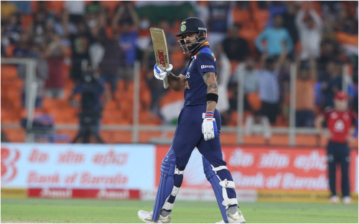 Cricket Image for IND vs ENG : 'कोहली जैसा कोई नहीं', टी-20 क्रिकेट में सबको पछाड़कर विराट ने एक साथ