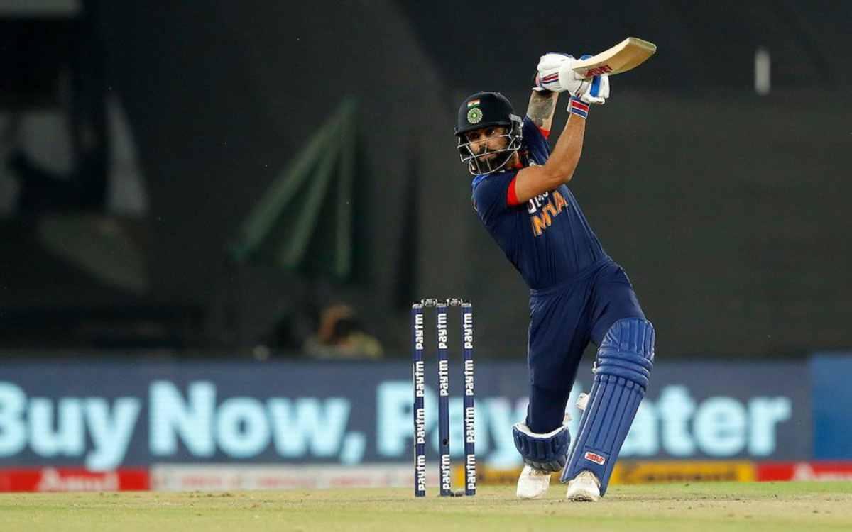 Cricket Image for विराट कोहली ने सचिन-पोंटिंग को पीछे छोड़ रचा इतिहास, नंबर तीन पर खेलते हुए बनाए सब