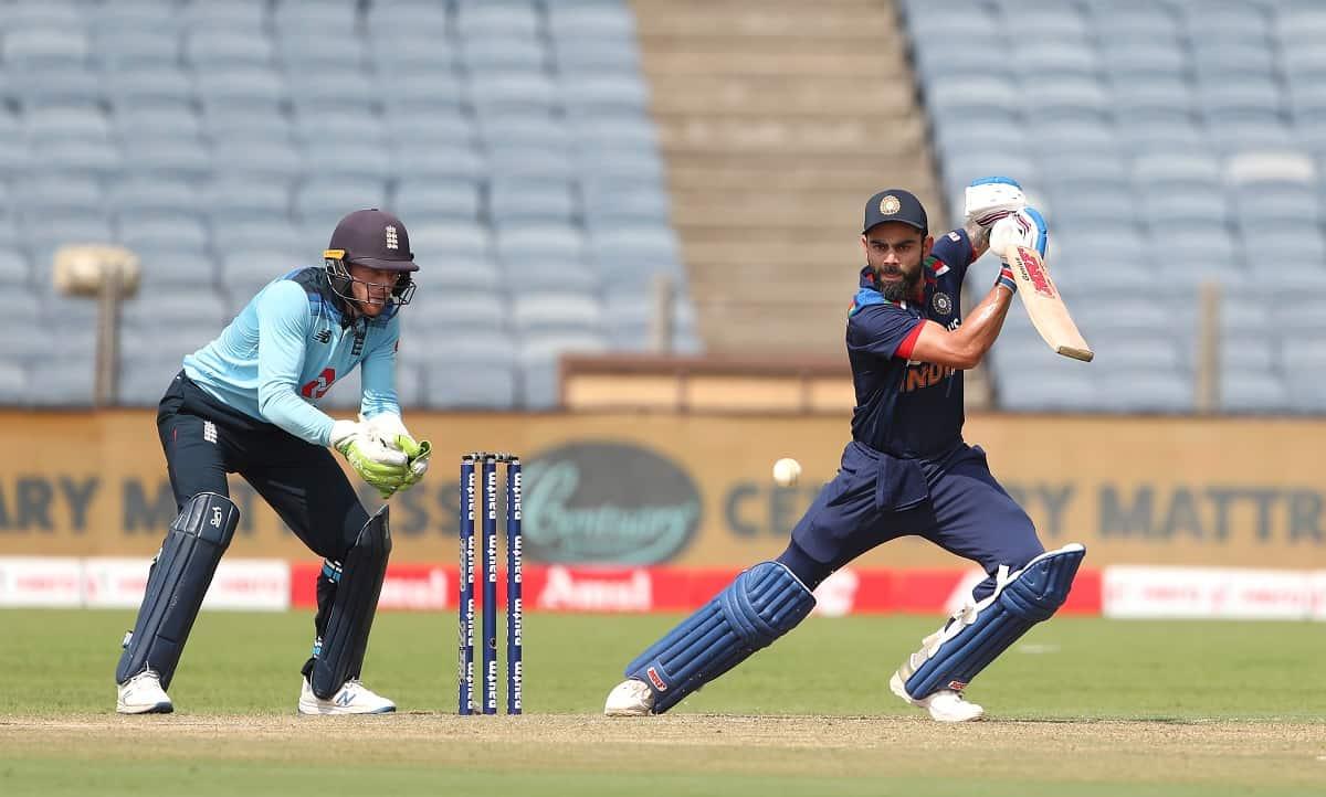 Cricket Image for Virat Kohli Fails Convert Yet Another Good Knock Into A Century