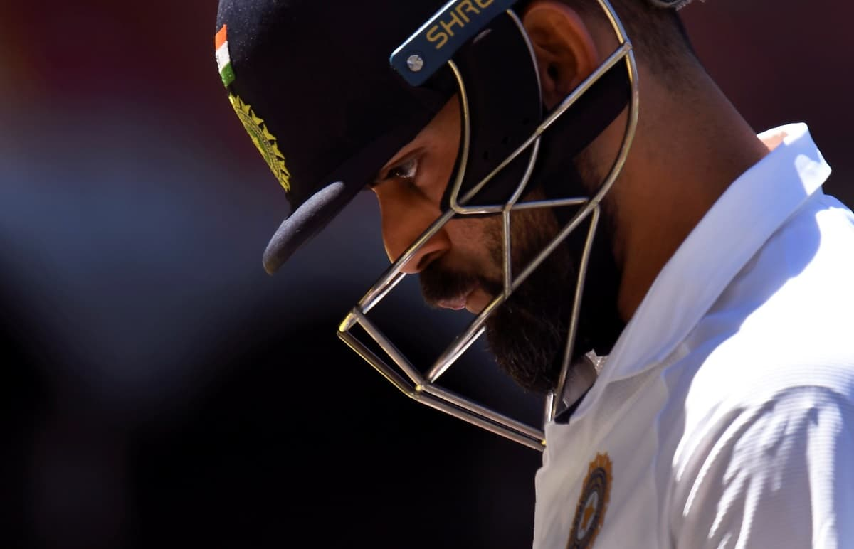 Cricket Image for Virat Kohli Makes An Unwanted Record After His Yet Another Duck In Test Cricket