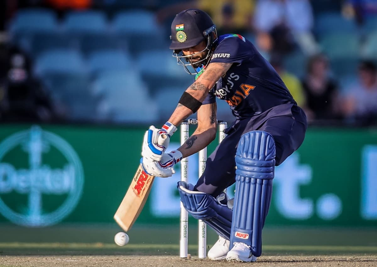 Cricket Image for Virat Kohli Returns To Top-Five In ICC T20I Rankings