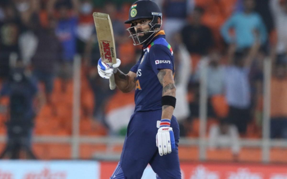 Cricket Image for Wasim Jaffer Praise Virat Kohli