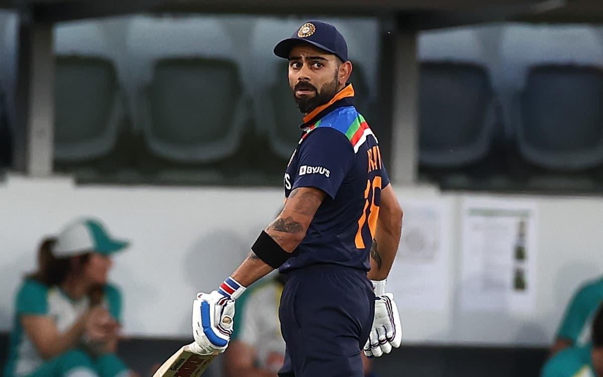 Cricket Image for Virat Kohli's String Of Ducks Begins To Worry India