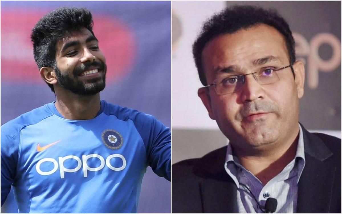 Cricket Image for क्या आप जसप्रीत बुमराह को भी टीम से बाहर कर सकते हैं? वीरेंद्र सहवाग ने उठाए टीम