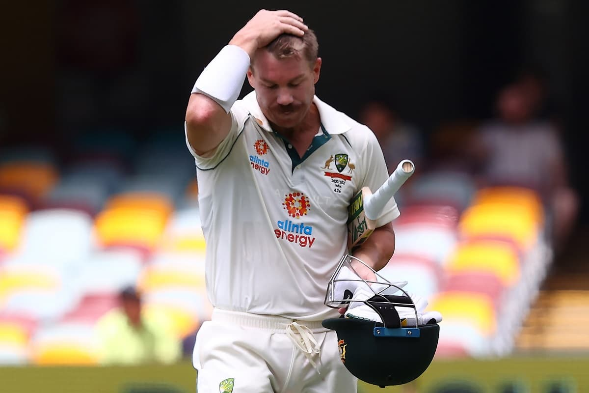 Cricket Image for 'I Probably Wouldn't Have Done That': Warner Regrets Playing Test Series Against I