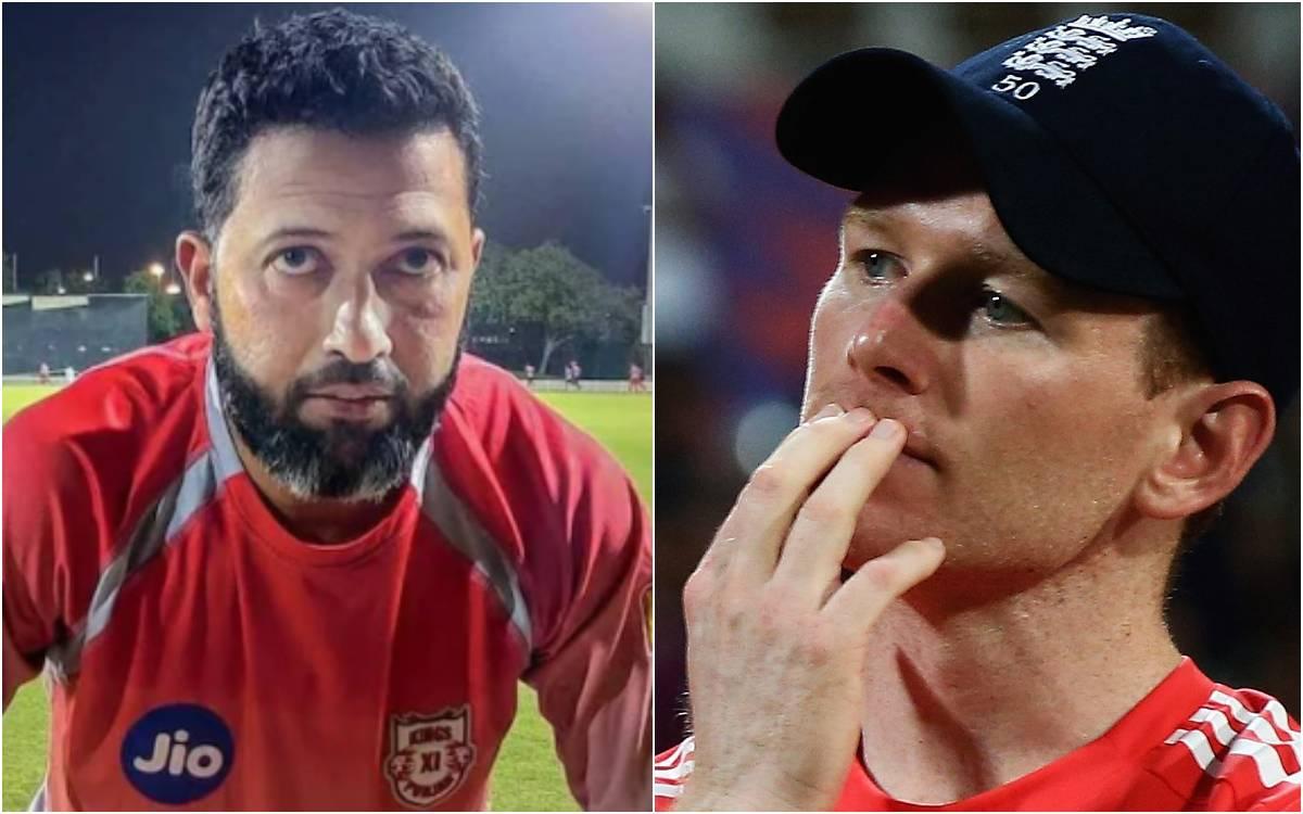 Cricket Image for 'Sunday को आ हां, मस्त नहा-धो के आना', वसीम जाफर ने फिर किया इयोन मोर्गन की टीम को