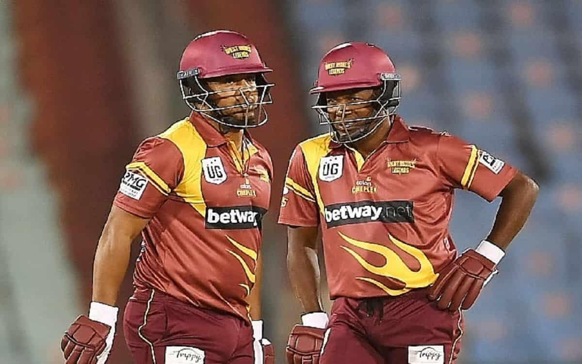 Cricket Image for Road Safety Series: टूर्नामेंट के 12वें मैच में बांग्लादेश से भिड़ेंगे वेस्टइंडीज