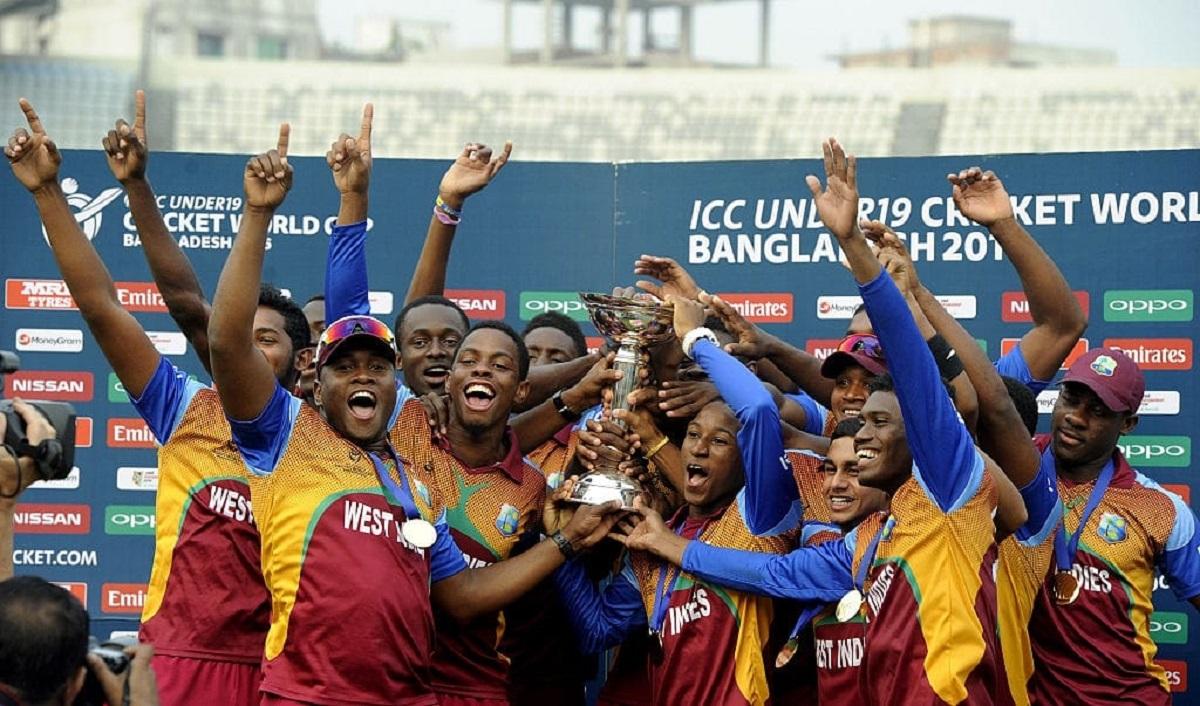 Cricket Image for West Indies Start Under-19 World Cup Hosting Bid Process