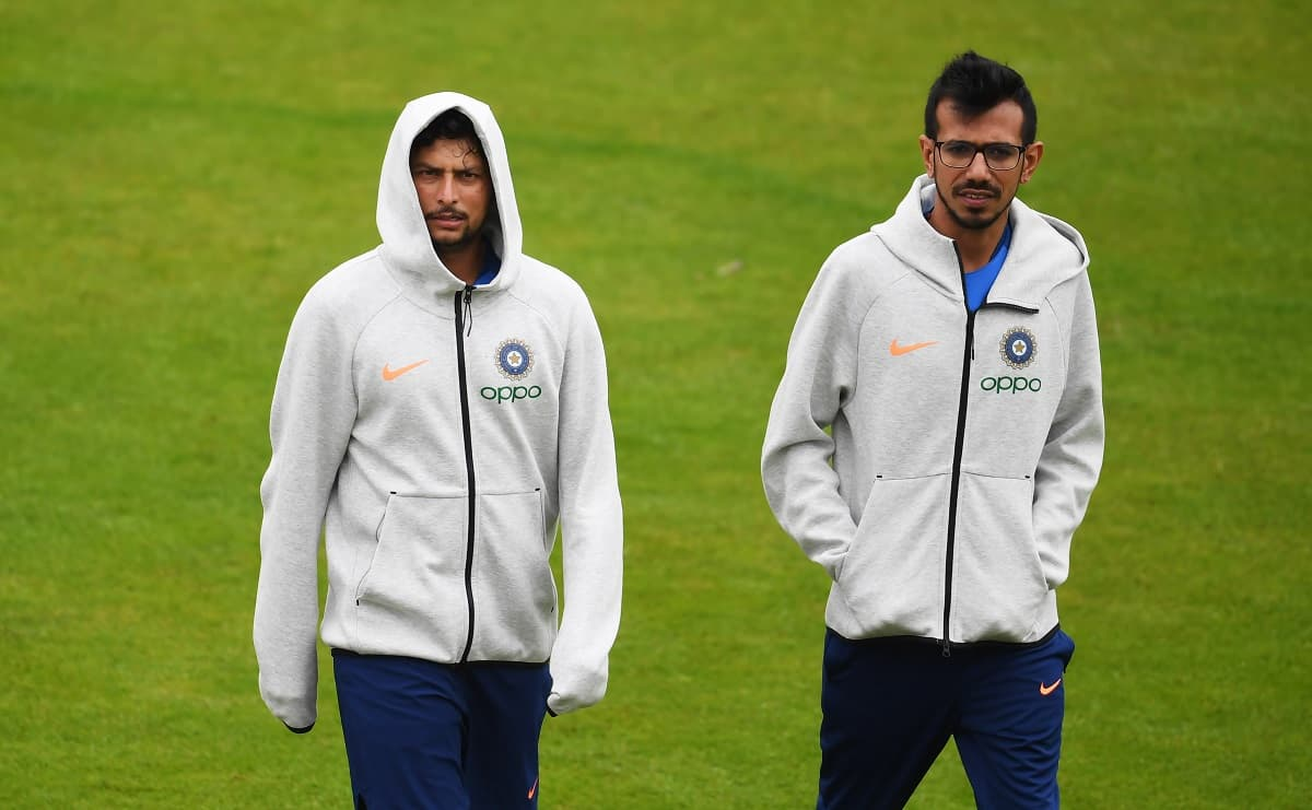 Cricket Image for Why Kuldeep Yadav-Yuzvendra Chahal Don't Play Together Anymore?